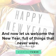 happy new year quotes that celebrate the start of