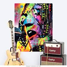 John Lennon Beatles Dean Russo Pop Art Wall Decal At Retro Planet