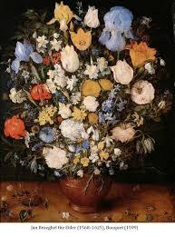 الجميلة والخالد الزواج الكاثوليكي بين الزهور والرسم