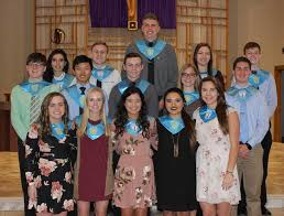 Story: St. Mary's inducts new NHS members (3/28/18)   Storm Lake ...