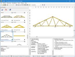 economic calculations roof truss