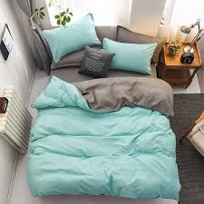 american style bedding set dark green