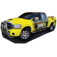 Dodge Truck Graphic Wrap Ram 1500 Pickup Full Coverage Graphics Atoz