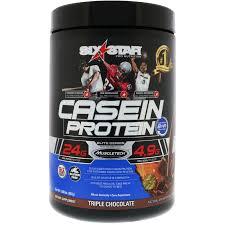 casein protein elite series triple