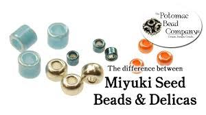 miyuki delica seed beads