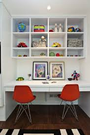 Fun Ways To Inspire Learning Creating A Study Room Every Kid Will Do Their Homework In Study Room Design Modern Kids Room Kids Workspace