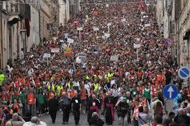 Il pellegrinaggio Macerata-Loreto diventa veglia. Diretta alle 21 su Tv2000