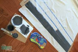 diy drop cloth curtains the turquoise