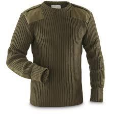 british military surplus mando wool