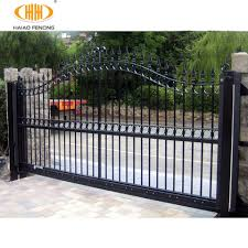 Decorative Wrought Iron Gates Simple Modern Steel Wrought Iron Gate Design In The Philippines Wholesale Gates Products On Tradees Com