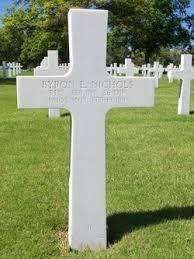 PFC Byron E. Nichols (1918-1945) - Find A Grave Memorial
