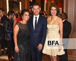 Mercedes Abramo, Cyrille Vigneron at Cartier Mansion: Reopening Event / id  : 2139333 by Zach Hilty/BFA.com