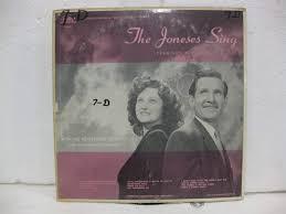 Fern And Ray Jones - Fern And Ray Jones The Joneses Sing Vinyl ...