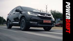 honda cr v specifications features