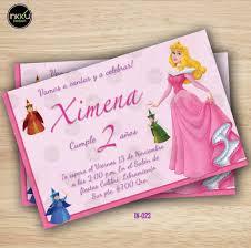 Invitaciones Personalizadas Para Fiestas Infantiles Cumpleanos O