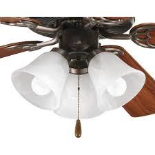 progress lighting fan light kits