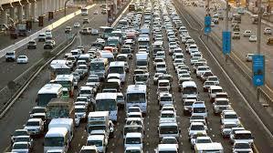 dubai sharjah traffic rush could cost