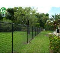 9 Gauge Black Vinyl Coated Cyclone Wire Fencing Price Philippines Info Gzfence