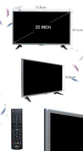 Smart Tivi LG 32LH591D 32 inch - Máy Lạnh Mới Chính Hãng Giá Rẻ