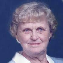 Myrtle A. Olson Obituary - Visitation & Funeral Information