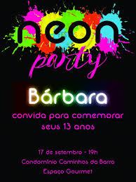 100 Ideias Para Festa Neon Faca Sua Festa E Arrase Em 2020