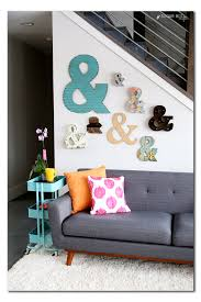 Ampersand Wall Of Awesomeness Sugar Bee Crafts