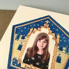 harry potter birthday card gift