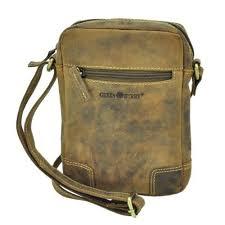 small shoulder bag from vegetable