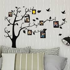 3designs Small Medium Large Photo Frame Family Tree Wall Stickers Arts Zooyoo94ab Home Dec Family Tree Wall Sticker Living Room Decals Wall Stickers Home Decor