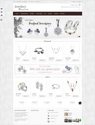 35 jewelry themes templates