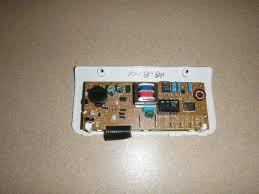 control panel power control board hb b101