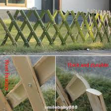 40x180cm Lawn Home Net Easy Install Isolation Outdoor Garden Plant Climbing Frame Bamboo Fence Shopee Philippines