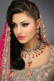 how to do arabic bridal makeup