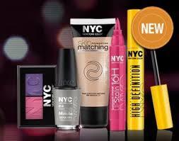 nyc makeup coupon save 1 00