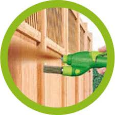 Spray And Brush For Wood 3 Year Guarantee Cuprinol