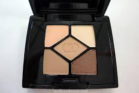 dior 5 couleurs eyeshadow palette in