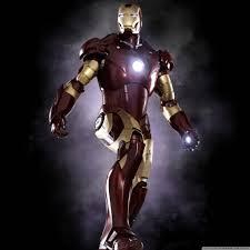 iron man ultra hd desktop background