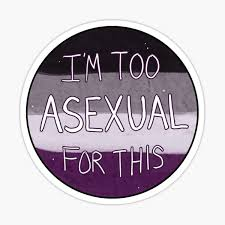 Asexual Stickers Redbubble
