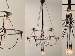 10 easy pieces modern chandeliers