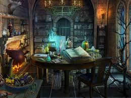 magic room - Google Search | Paysage fantastique, Paysage manga ...