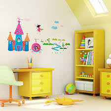 Fairy Tale Wall Decals Stickers Appliques Home Decor