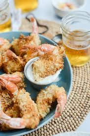 Air-Fryer Coconut Shrimp with Pineapple ...