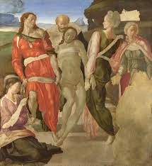 The Entombment (Michelangelo) - Wikipedia