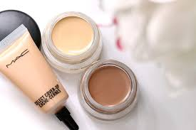mac groundwork and soft ochre paints