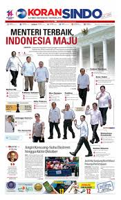 koran sindo newspaper gramedia digital