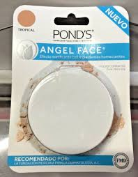 angel face pact powder