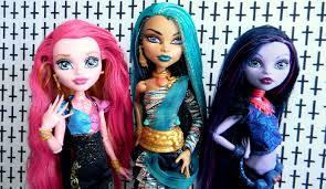 makeup blue blood fashion hair toy