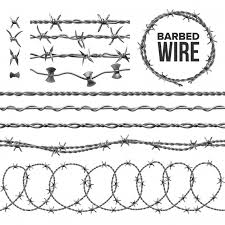 Barbed Wire Fence Images Free Vectors Stock Photos Psd