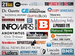 Here's a good summary of fake news sites out there - What are the ...