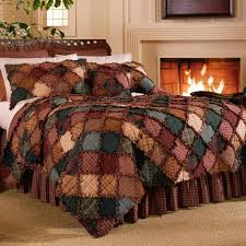 wonderful farmhouse quilt bedding